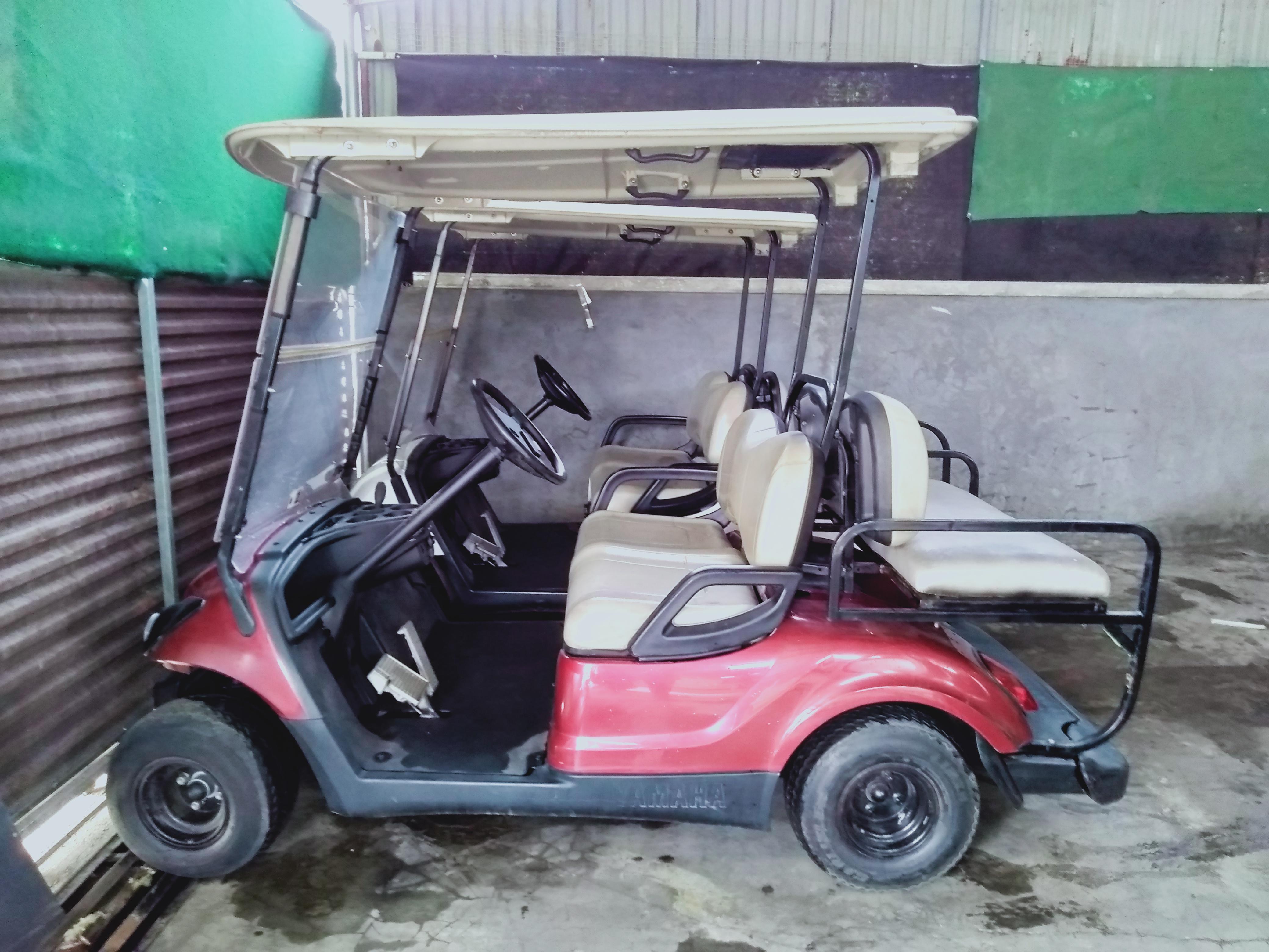 Jual-Golf-Car-Second